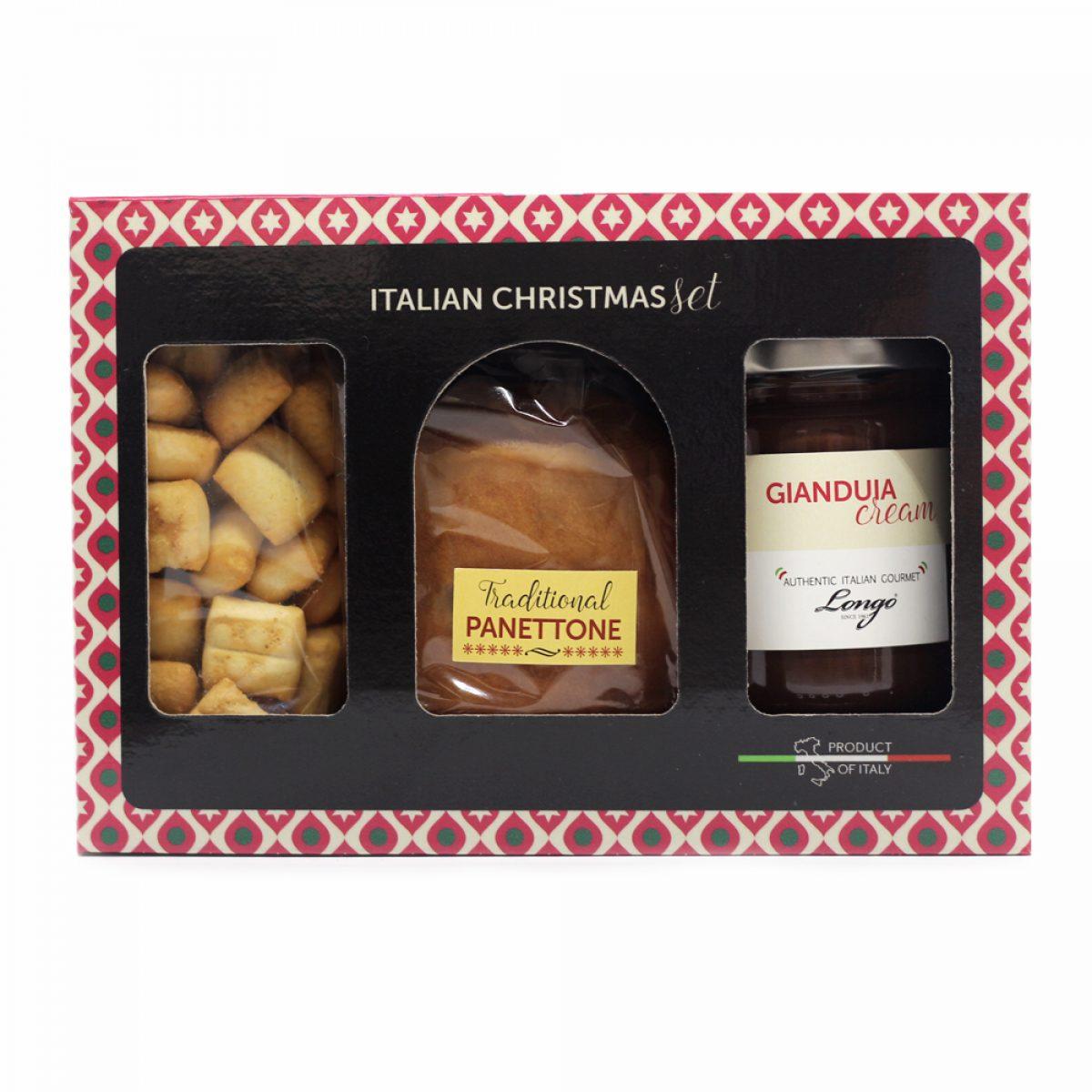 Italian Christmas set