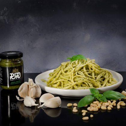 Raw Puro Basil Pesto